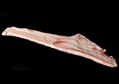 Skinless lard